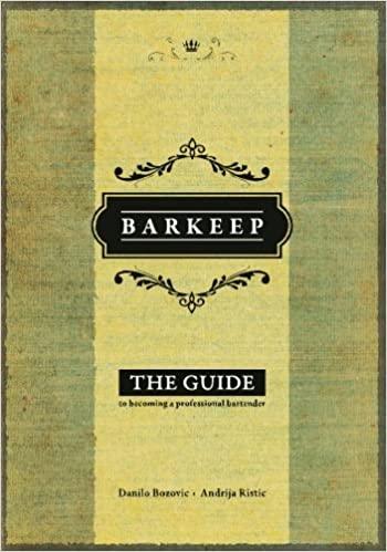 Barkeep cover